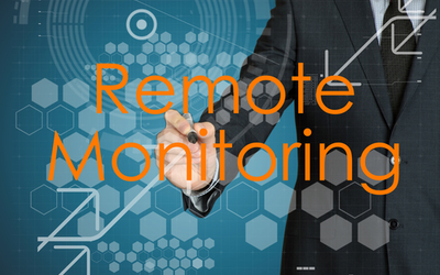 remote monitoring image